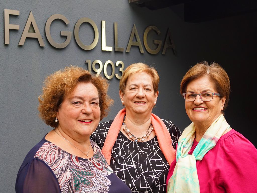 Foto Alma mater de Fagollaga